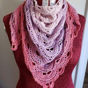 Handmade Triangle scarf